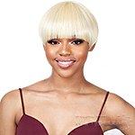 Model Model Synthetic Hair Mint Wig - M 01