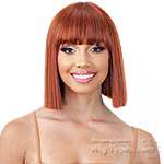 Model Model Synthetic Hair Mint Wig - M 03