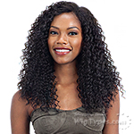 Model Model Synthetic Oval Part Crochet Wig - SOFT DEEP