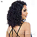 Model Model Synthetic Hair Lace Part Wig - ELIZA (5 inch deep lace side part)