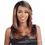 Model Model Synthetic Hair Clean Cap Wig - Number 9
