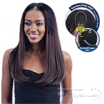 Model Model Synthetic Oval Part Wig - C CURL STYLE