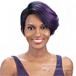 Model Model Synthetic Extreme Side L Part Wig - TRUDY