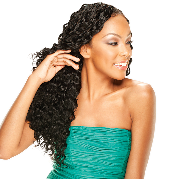 Moisture Remy Rain Wet And Wavy 3 Piece