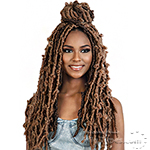 Motown Tress Synthetic Braid BUTTERFLY LOC 18 - C.2BFLY18 (20pcs)