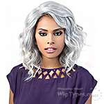 Motown Tress Let's Lace Deep Part Lace Wig - LDP DEMA (4 Inch Deep J-curve Part Lace)