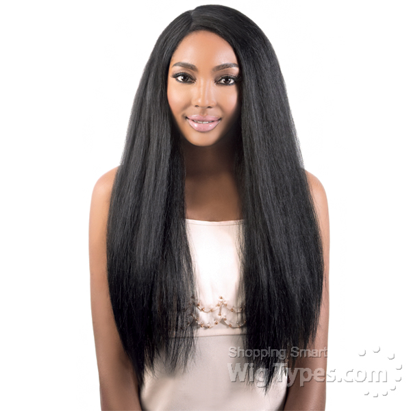 Motown Tress Human Hair Lace Front Wigs Triple Weft Hair
