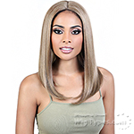 Motown Tress Human Hair Blend Lace Deep Part Wig - HBLDP SUE (4 inch deep part)