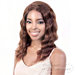 Motown Tress 100% Brazilian Virgin Remi Human Hair Lace Wig - HBR L BEA