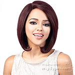 Motown Tress 100% Brazilian Virgin Remi Human Hair Lace Wig - HBR LSP 07 (4inch swiss deep part)