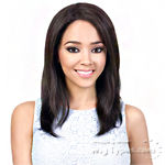 Motown Tress 100% Brazilian Virgin Remi Human Hair Whole Top Lace Wig - HBR WTL LIN