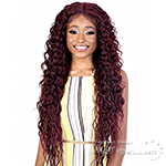 Motown Tress Synthetic Hair HD Invisible 13X6 Lace Wig - L136 HD07