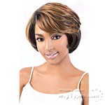 Motown Tress Let's Lace Deep Part Lace Wig - Ldp Annie (4 Inch Deep J-curve Part Lace)
