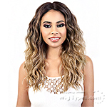 Motown Tress Let's Lace Spin Part Synthetic Wig - LDP SPIN63 (6 inch deep part lace)