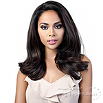 Motown Tress Synthetic Hair Let's Lace Wig - LDP POLO (4 inch deep part)