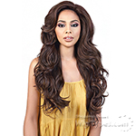Motown Tress Synthetic Hair Super Glam Let's Lace Wig - LDP VENUS (4 inch deep part)