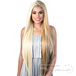 Motown Tress Synthetic Hair Zig Zag Part Let's Lace Wig - LZ LISA35