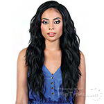 Motown Tress Synthetic Hair Deep Part Let's Lace Wig - L360 LIZ27