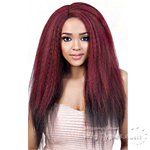 Motown Tress Extra Deep Lace Part Synthetic Hair Wig - Lxp Baha