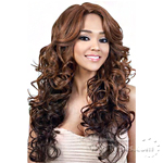 Motown Tress Extra Deep Lace Part Synthetic Hair Wig - Lxp Edie