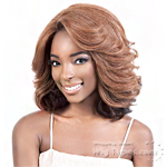 Motown Tress Extra Deep Lace Part Synthetic Hair Wig - Lxp True