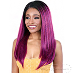 Motown Tress Synthetic Hair HD Invisible 13X6 Lace Wig - L136 HD03