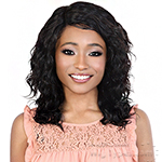 Motown Tress 100% Persian Virgin Remy Hair Lace Front Wig - HPLFP TOBI