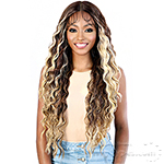 Motown Tress Synthetic Hair HD Invisible 13X7 Lace Wig - LS137 SAMI