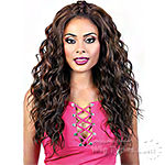 Motown Tress Human Hair Blend 360 Lace Wig - HB360L BAE