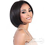 Motown Tress Natural & Blonde 100% Remy Human Hair Lace Deep Part Lace Wig - HNBLP PAT
