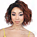 Motown Tress Synthetic Hair Deep Part Let's Lace Wig - LDP DIDI