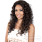 Motown Tress Let's Lace  Synthetic Hair Lace Front Wig - L MINTA