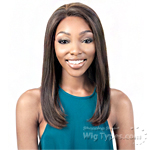 Motown Tress Let's Lace Whole Lace Wig - WL LEX (whole handtied curved part lace)