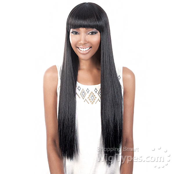 Motown Tress Human Hair Blend Wig - HB JEWEL - WigTypes.com 140281b96