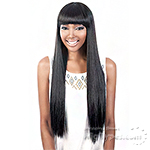Motown Tress Human Hair Blend Wig - HB JEWEL