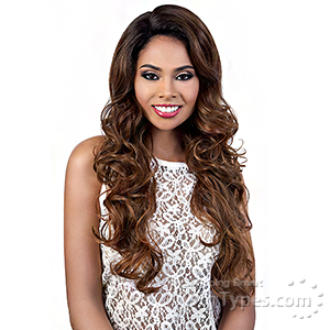 Motown Tress Synthetic Hair Wig - ANNABELL