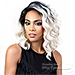 Motown Tress Synthetic Hair Wig - DP ZOE (5inch deep lace part)