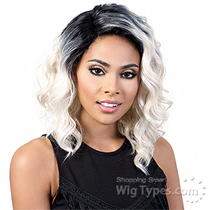 Motown Tress Synthetic Hair Wig - DP ZOE (5 inch deep lace part)