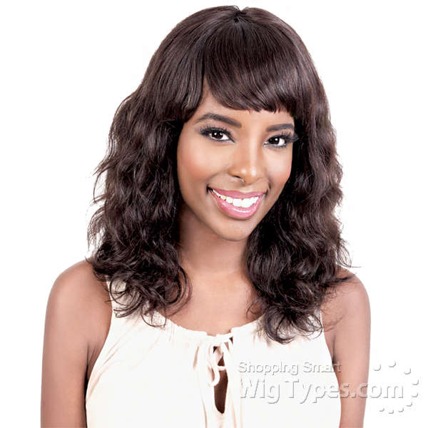 Motown Tress 100 Brazilian Virgin Remi Human Hair Wig Hbr Lexy