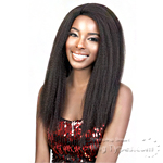 Motown Tress 100% Brazilian Virgin Remi Human Hair Deep Part Wig - Hbr Dp Tex