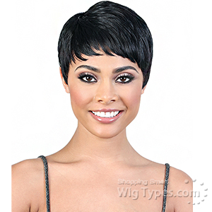 Motown Tress Synthetic Hair Wig - LUCKY