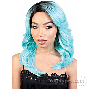 Motown Tress Synthetic Hair Wig - MUSE