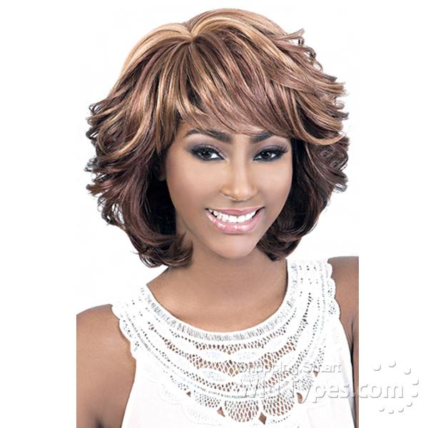 Wigs Motown Tress 109