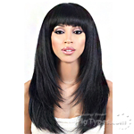Motown Tress Yaky Texture Synthetic Hair Wig - Y.NYX