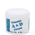 Ms Moyra Vitamin A & D Cream 4oz