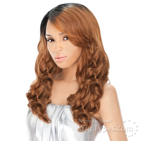 Ombre Human Hair Blend Weave Best Clip In Hair Extensions