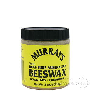 Murray's Bees Wax Yellow 3.5oz
