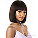 Outre Mytresses WET & WAVY Purple Label 100% Unprocessed Human Hair Half Wig - DEEP BOB