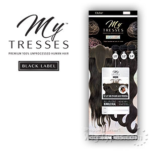 Outre Mytresses Black Label 100% Unprocessed Human Hair Weave - BODY (13x4 Lace Closure With Bundles)