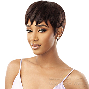 Outre Mytresses Purple Label 100% Unprocessed Human Hair Wig - HH ZARA